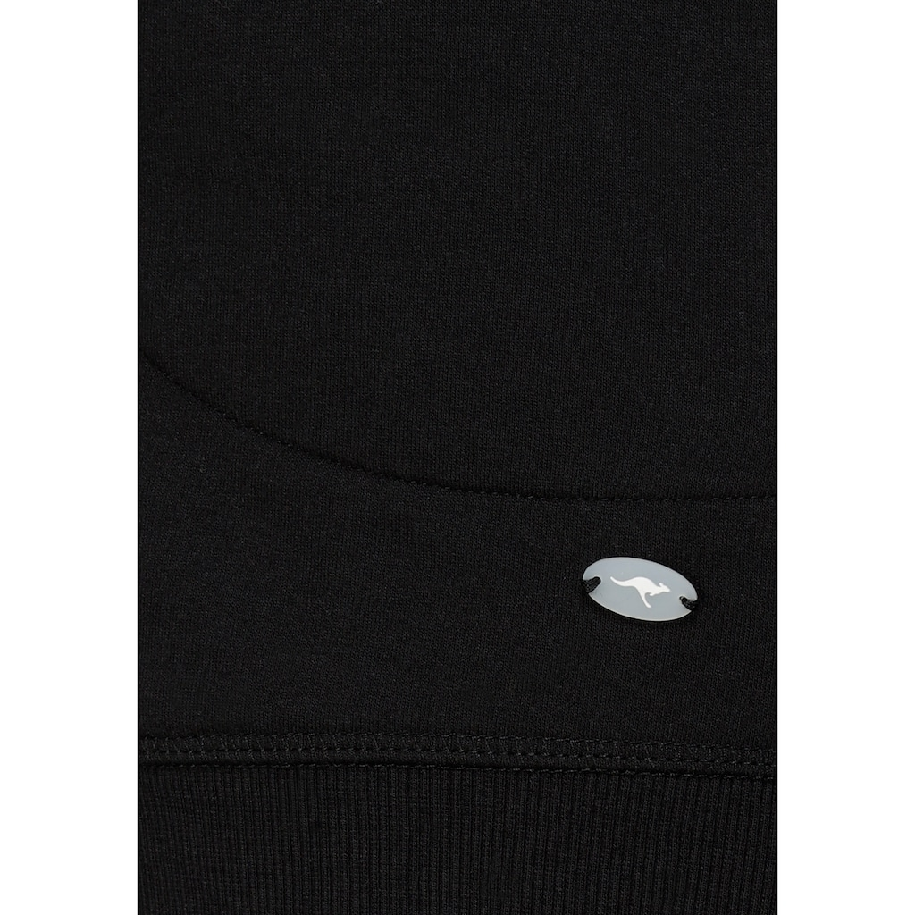 KangaROOS Sweatshirt, Große Größen