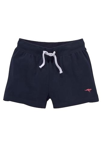 KangaROOS Shorts, mit Logo Stickerei kaufen