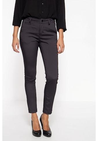 ATT Jeans Chinos »Ruby«, mit eleganten Längsstreifen kaufen