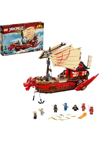 "LEGO® Konstruktionsspielsteine ""Ninja - Flugsegler (71705), LEGO® NINJAGO®"", Kunststoff, (1781 - tlg.) kaufen"