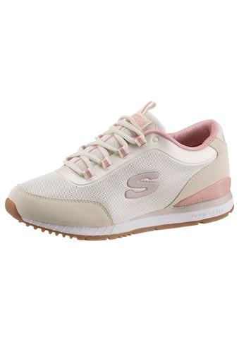 Skechers Sneaker »SUNLITE«, mit feinem Metallic-Schimmer kaufen