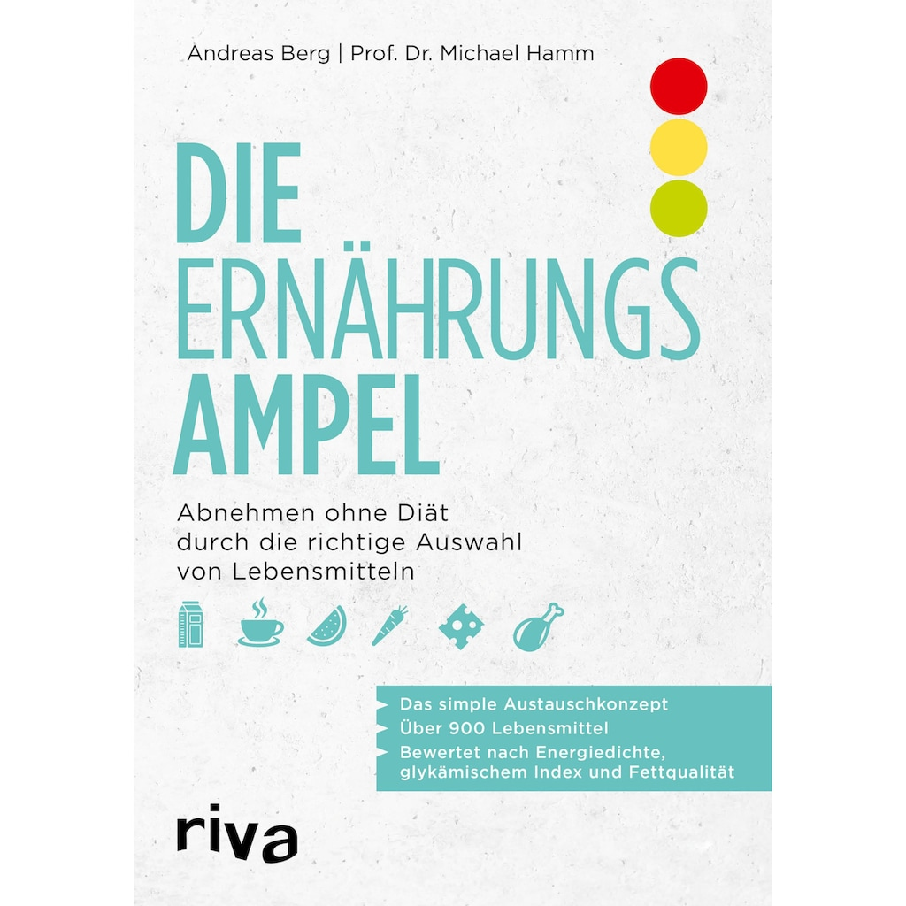 Buch »Die Ernährungsampel / Andreas Berg, Michael Hamm«