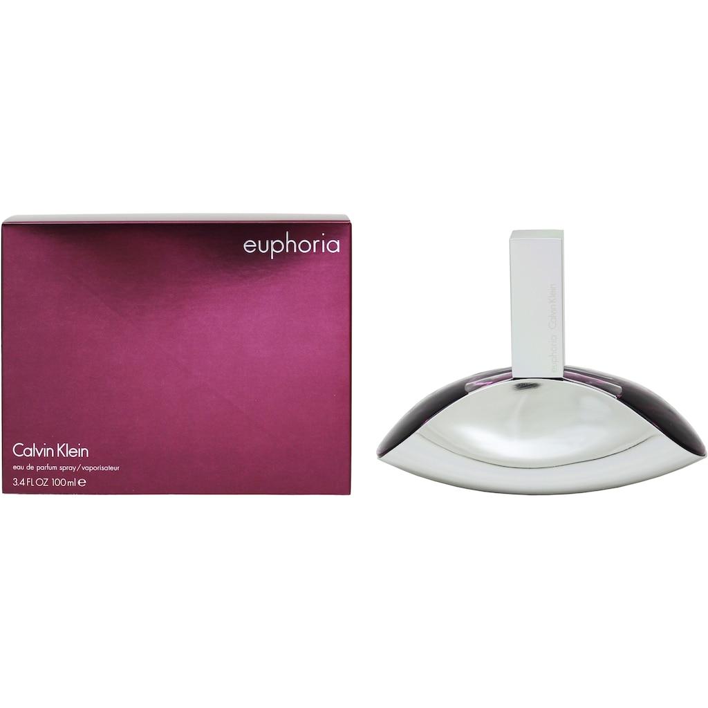 Calvin Klein Eau de Parfum »Euphoria«