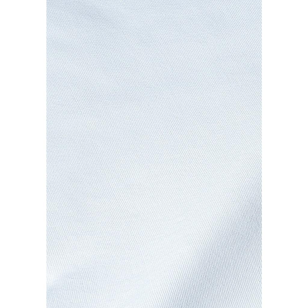 Clipper Exclusive Unterhemd, mit Komfortschnitt, hinten etwas länger - in Feinripp
