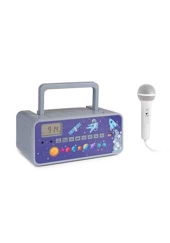 Auna CD Boombox CD-Player BT UKW USB LED-Dispplay kaufen