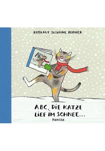 Buch »ABC, die Katze lief im Schnee / Rotraut Susanne Berner« kaufen