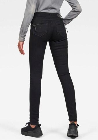 G - Star RAW 5 - Pocket - Jeans »Midge Cody Mid Skinny Wmn NEW« kaufen