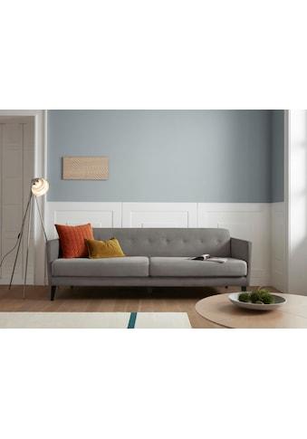 andas 3-Sitzer »Raadal«, in geradlinigem skandinavischem Design, Knopfheftung, Design... kaufen
