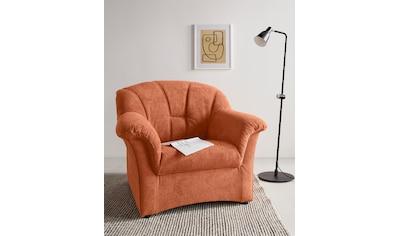 DOMO collection Sessel »Papenburg«, in großer Farbvielfalt kaufen