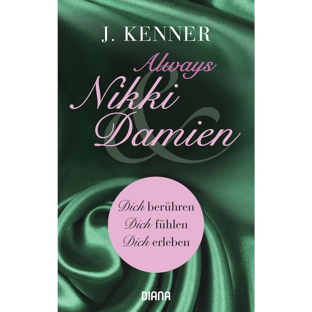 Buch »Always Nikki & Damien (Stark Novellas 7-9) / J. Kenner, Janine Malz, Charlotte Beck«