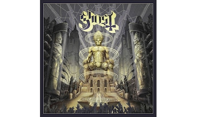 Musik-CD »Ceremony And Devotion / Ghost« kaufen