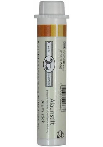 Golddachs Blutstiller-Stift »Alaunstein« kaufen