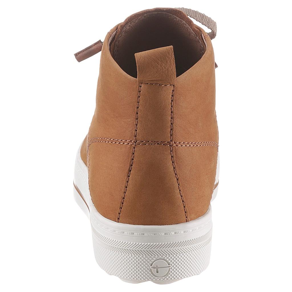 Tamaris Sneaker »GreenStep«, mit Wechselfußbett