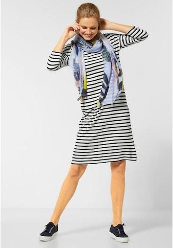 STREET ONE Jerseykleid, mit Streifen kaufen