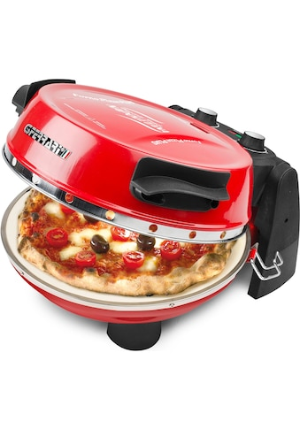 G3Ferrari Pizzaofen »G10032 Napoletana«, 1200 W, mit zusätzlichem Stein im Deckel zum Überbacken kaufen