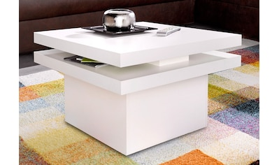 INOSIGN Couchtisch, mit Funktion, drehbare Tischplatte kaufen