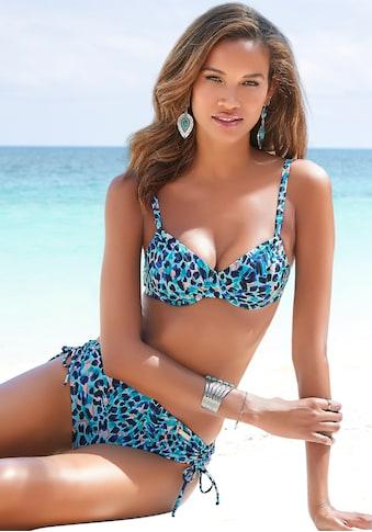 LASCANA Bügel-Bikini, mit höherer Hose kaufen