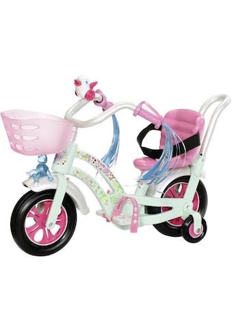 "Baby Born Puppen Fahrzeug ""Play & Fun Fahrrad"" kaufen"