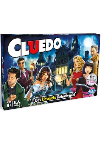 Hasbro Spiel »Hasbro Gaming, Cluedo«, Made in Europe kaufen