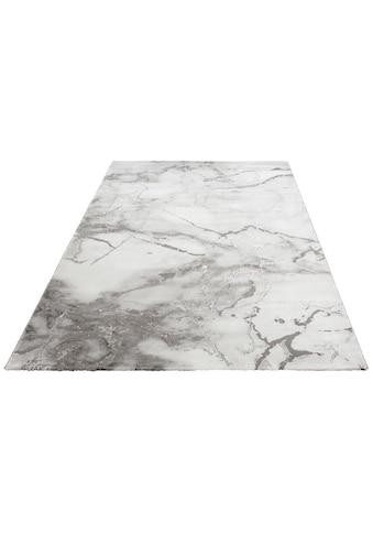 Leonique Teppich »Juliet«, rechteckig, 12 mm Höhe, moderne Marmor-Optik, Wohnzimmer kaufen