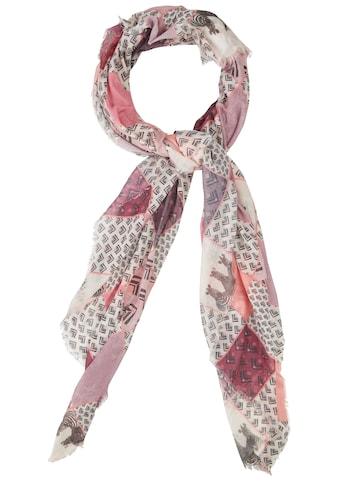 Daniel Hechter Modischer Schal mit grafischem Muster kaufen
