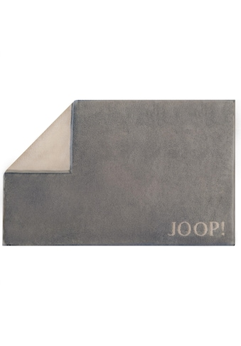 Joop! Badematte »Doubleface«, Höhe 4 mm, fußbodenheizungsgeeignet-beidseitig nutzbar kaufen
