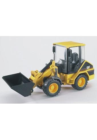 Bruder® Spielzeug-Radlader »CAT Kompaktgelenkradlader«, Made in Germany kaufen