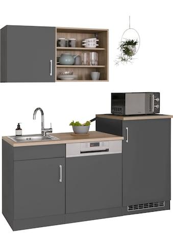 HELD MÖBEL Küchenzeile »Mali«, mit E-Geräten, Breite 170 cm kaufen