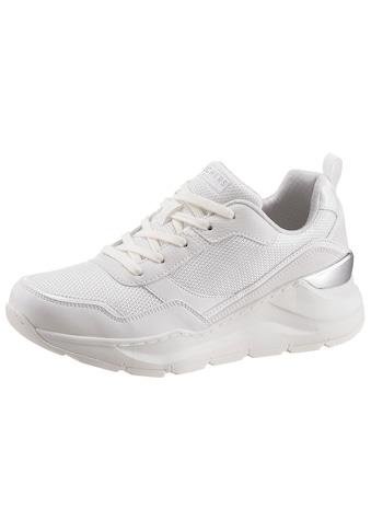 Skechers Wedgesneaker »ROVINA«, mit gepolstertem Schaftrand kaufen