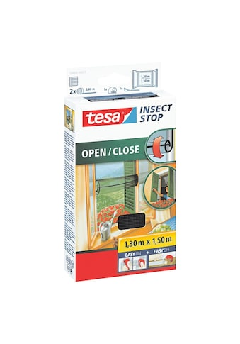 tesa Fliegengitter zum Öffnen und Schließen 130x150 cm 55033 kaufen