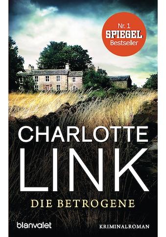 Buch »Die Betrogene / Charlotte Link« kaufen