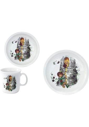 """Eschenbach Kindergeschirr - Set """"Rapunzel"""" (3 - tlg.), Porzellan kaufen"""