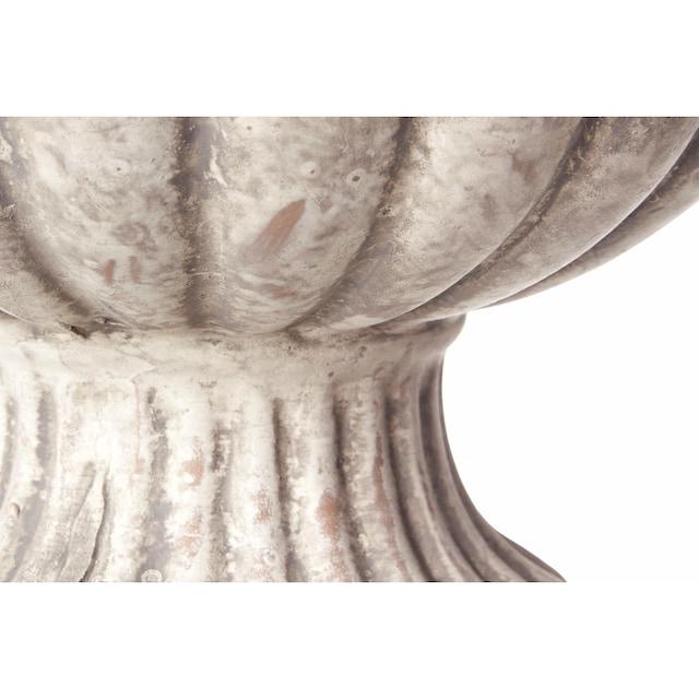 I.GE.A. Dekoschale »Antik-Keramikschale« (Set, 2)