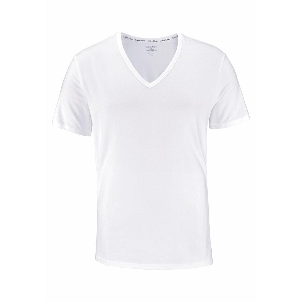 Calvin Klein V-Shirt »»Modern Cotton Stretch««