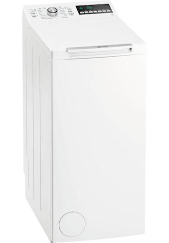 BAUKNECHT Waschmaschine Toplader »WAT 6312 N«, WAT 6312 N kaufen