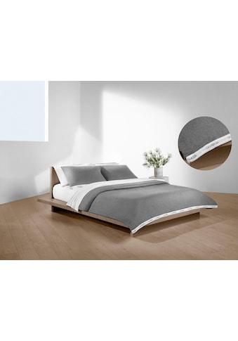 Bettwäsche »Classic Logo«, Calvin Klein home kaufen