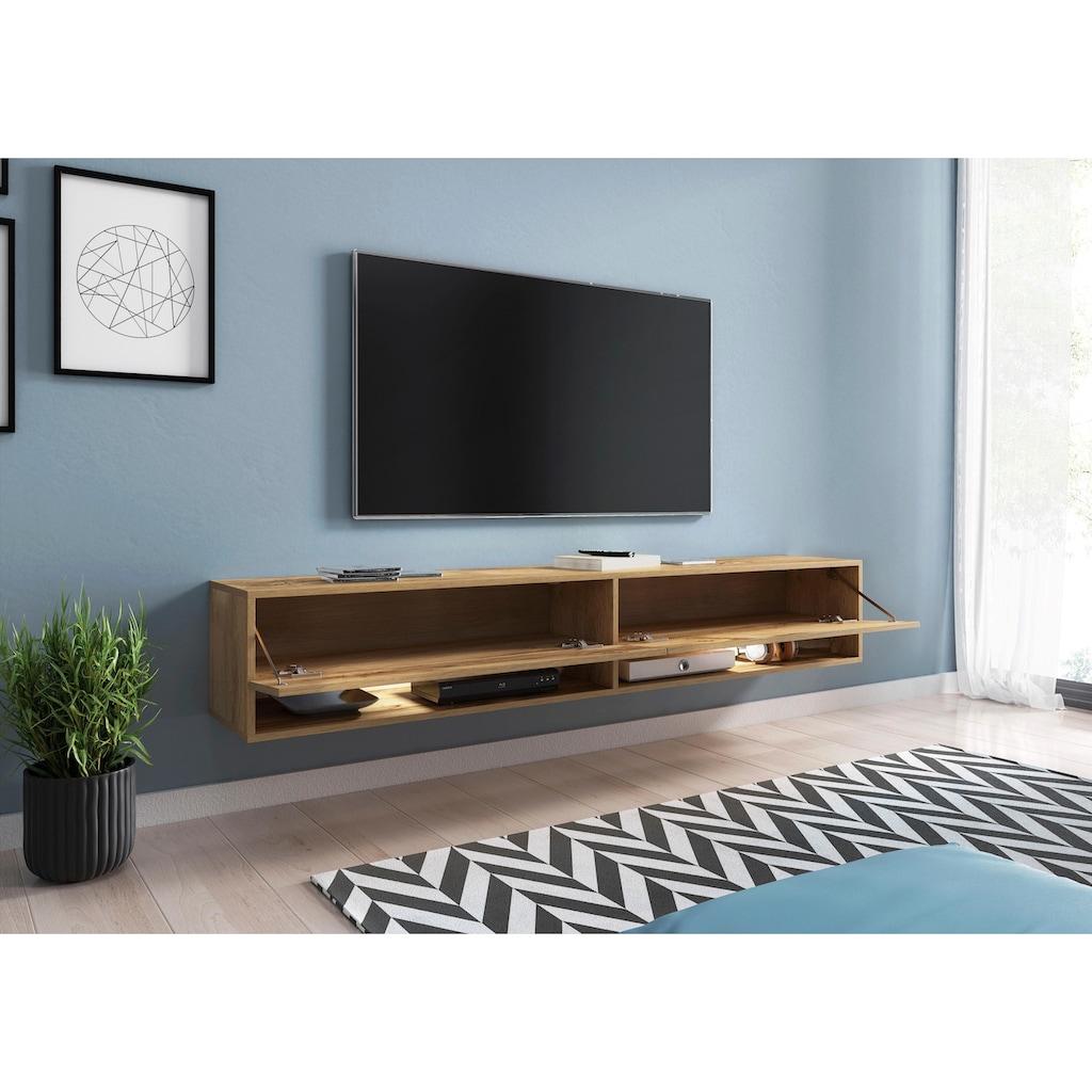 Lowboard, Breite 180 cm