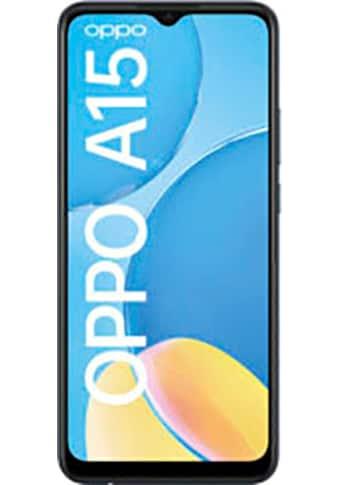 """Oppo Smartphone »A15«, (16,55 cm/6,52 """" 32 GB Speicherplatz, 13 MP Kamera) kaufen"""