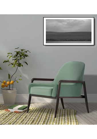 andas Sessel »Braga«, wahlweise mit Gestell aus Eiche in dunkel oder Buchenholz in hell kaufen