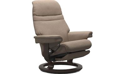 Stressless® Relaxsessel »Sunrise«, mit Classic Base und Power™, elektrisch verstellbar, optional 2-motorisch, Größe M & L, Gestell Wenge kaufen