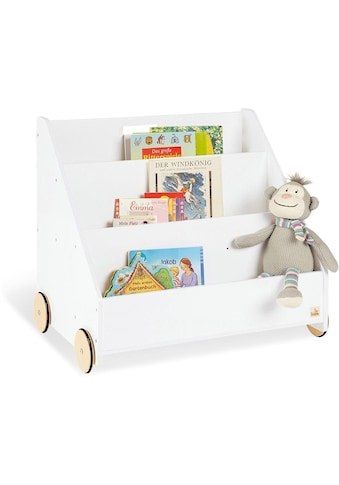 Pinolino® Bücherregal »Lasse«, weiß kaufen