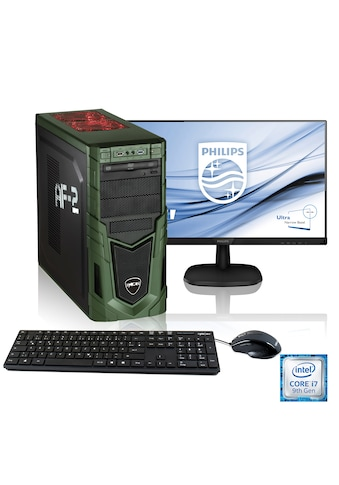 Hyrican Gaming-PC-Komplettsystem »Military Gaming SET1903« kaufen