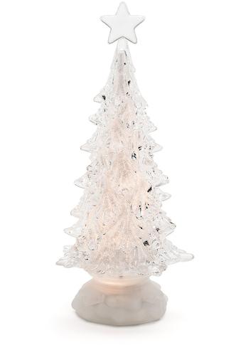 KONSTSMIDE LED Baum »Acryl«, Warmweiß, rotierend, Höhe ca. 30 cm kaufen