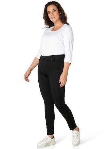 DNIM by Yesta Slim-fit-Jeans »Joya«, Slim-Fit mit Push-Up Effekt kaufen
