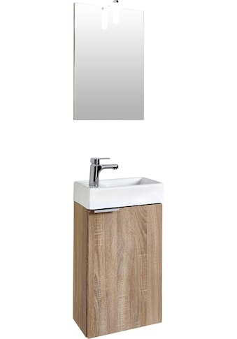 Homexperts Waschtisch - Set »Gizo« (Set, 4 - tlg) kaufen
