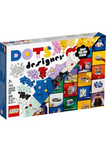LEGO® Konstruktionsspielsteine »Ultimatives Designer-Set (41938), LEGO® DOTS«, (779 St.) kaufen