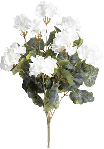 Botanic-Haus Kunstblume »Geranienbusch groß« kaufen