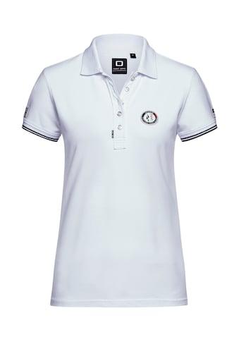 CODE-ZERO Poloshirt »Port Vauban Polo Damen«, mit Label-Applikationen kaufen
