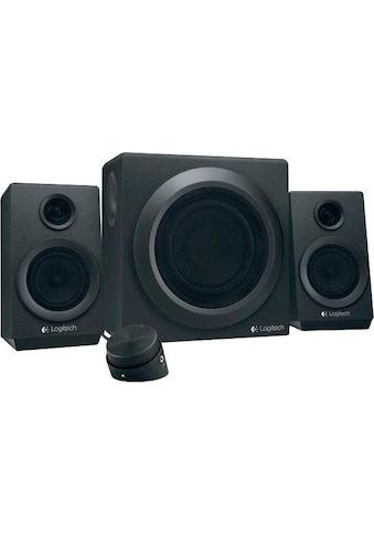 Logitech »Z333« Lautsprechersystem (40 Watt) kaufen