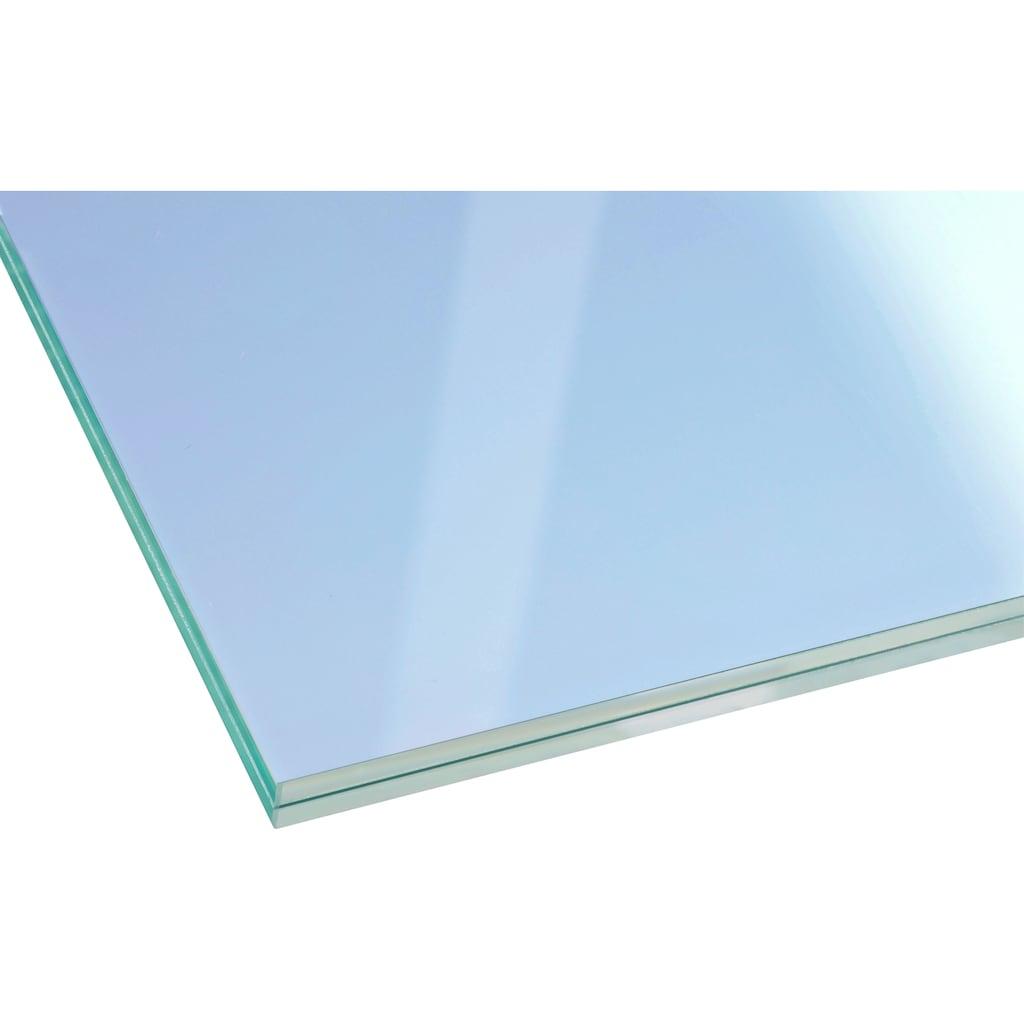 GUTTA Terrassendach »Premium«, BxT: 410x306 cm, Dach Sicherheitsglas klar